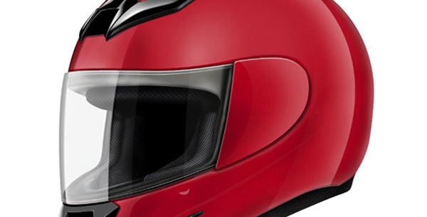 Create a Photo Realistic Motorcycle Helmet