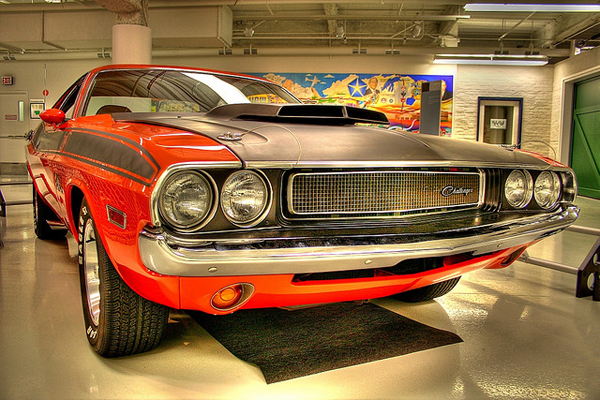 Challenger HDR