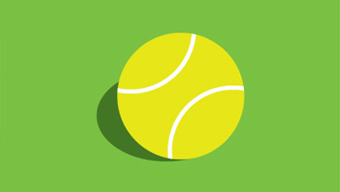 Illustrator Tutorial on Creating an Ace Tennis Graphic