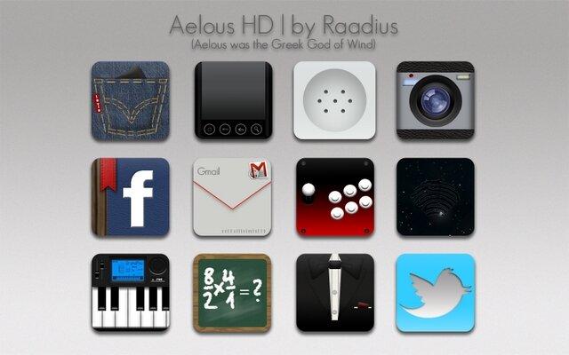 Aelous HD
