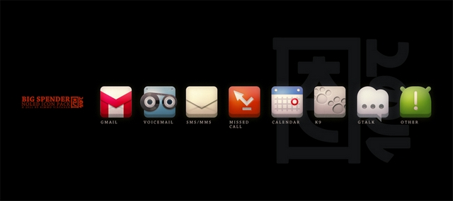 Big Spender 400+ Best Android Icons