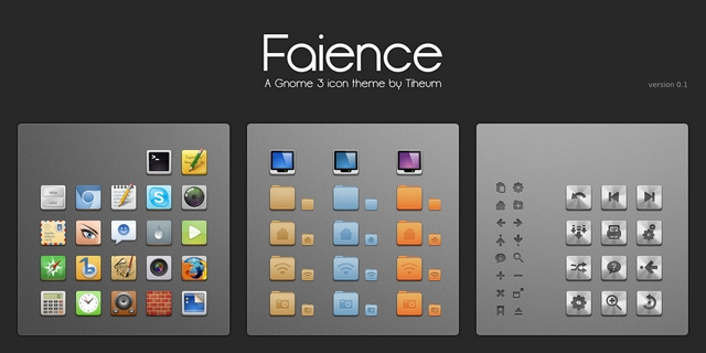 Faience 400+ Best Android Icons
