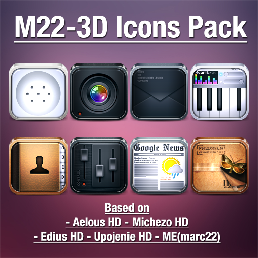 M22 400+ Best Android Icons