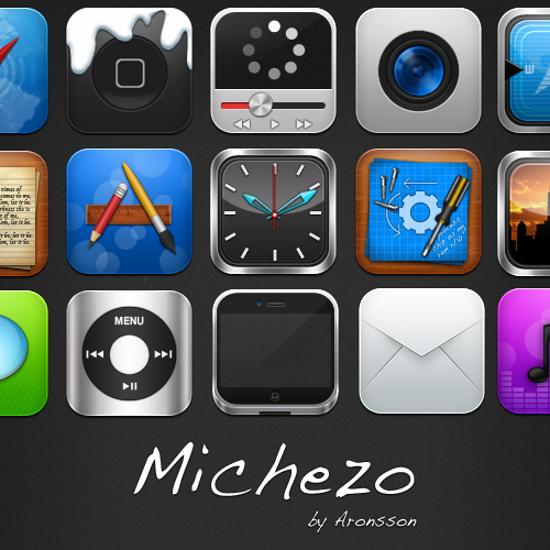 Michezo 400+ Best Android Icons