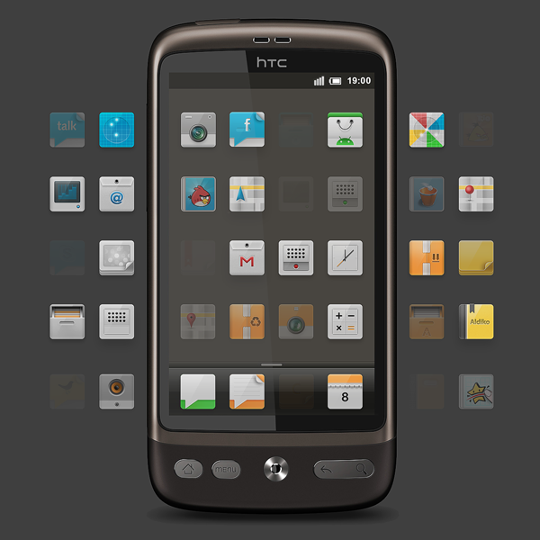 Miui Signa 400+ Best Android Icons
