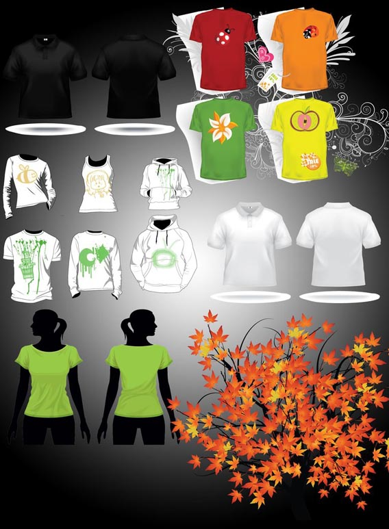 Download free Tshirt collection