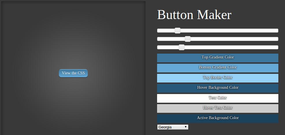 Best CSS Button Generator – Design Freebies