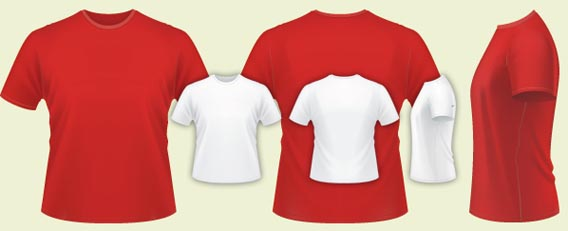 Download free T-shirt Vector