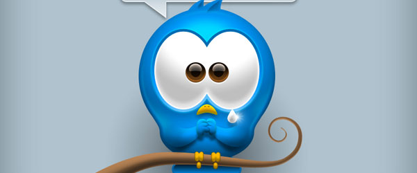 Create a Cute Twitter Bird Icon in Photoshop
