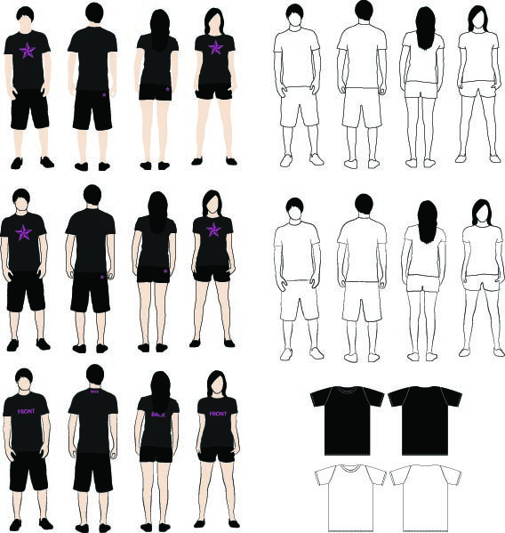 Download free Vector Shirts