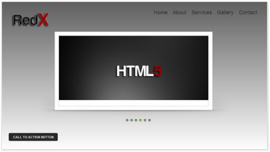 beautifulhtml15 30+ Fresh and Free HTML5 and CSS3 Templates