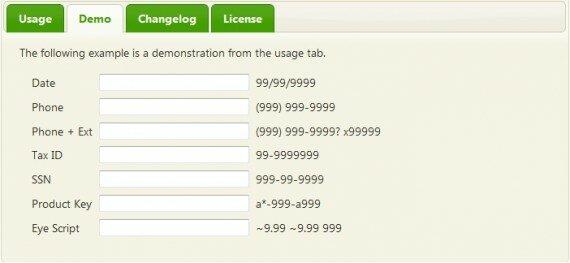 Best jQuery Form Validations – Design Freebies