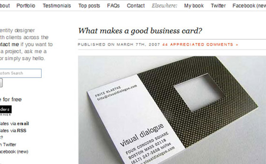 what makes good business card print design tutorials 20+ Business Card & Brochure Designs Tutorials