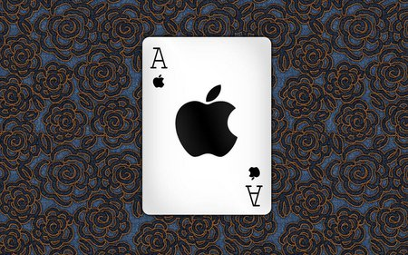 mac os x tiger cards - apple os, technology
