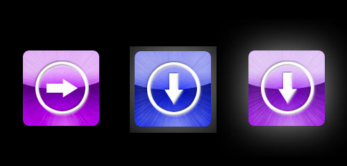 Design The iTunes Icon For The iPhone - screen shot.