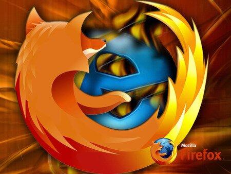 Firefox vs Internet Explorer - Explorer, Firefox, Internet, Mozilla, vs