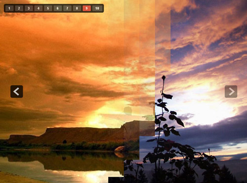 Skitter 20+ jQuery Gallery Slider Tutorials