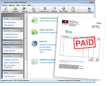 Open Source Invoice Software - Best free invoicing software for small business online pet store