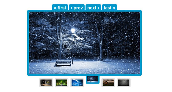 jquery slider tutorials Simple Images Slideshow Wit 20+ jQuery Gallery Slider Tutorials