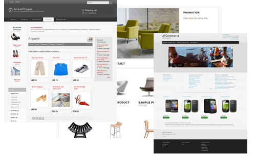 8 Best Free Ecommerce Drupal Themes – Design Freebies
