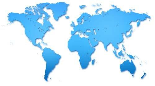 27 Free World Maps PSD SVG AI EPS Design Freebies