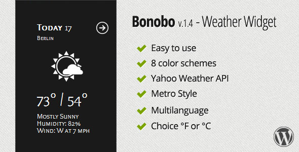 bonobo-weather
