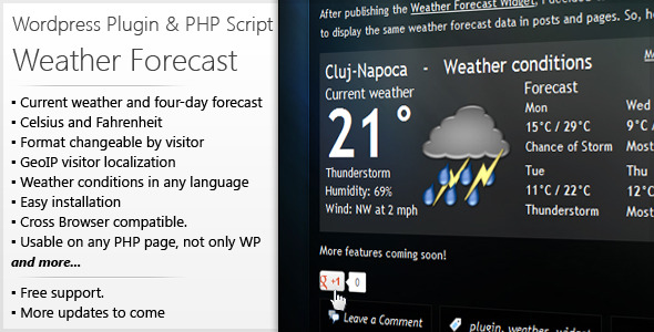 php-wordpress-weather-widget