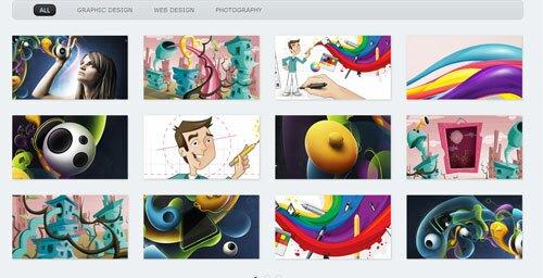 6 Best jQuery Plugins For Portfolio – Design Freebies