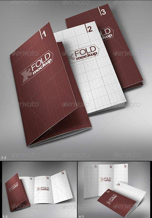 Très 20+ Free & Premium Brochure Template and Mockup – Design Freebies PZ04