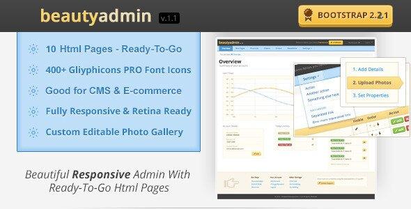 16 useful liquid html admin templates design freebies