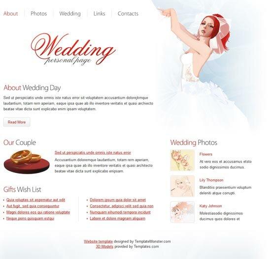 dating site template wordpress magazine