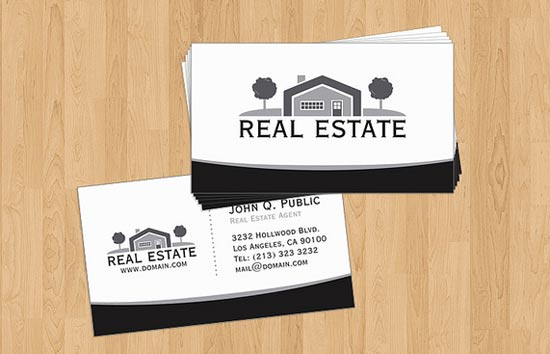 10 Creative Real Estate Business Cards – Design Freebies