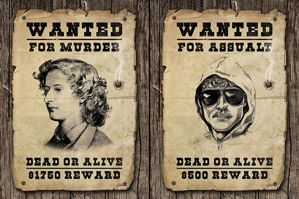 wanted poster creator - DriverLayer Search Engine