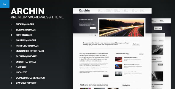 archin-wordpress-themes