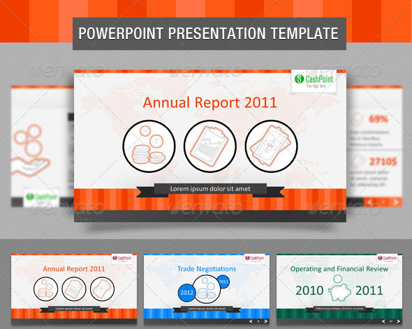 15 premium powerpoint presentation templates – design freebies, Modern powerpoint