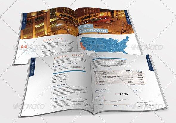 10 Premium Real Estate Brochure Templates – Design Freebies