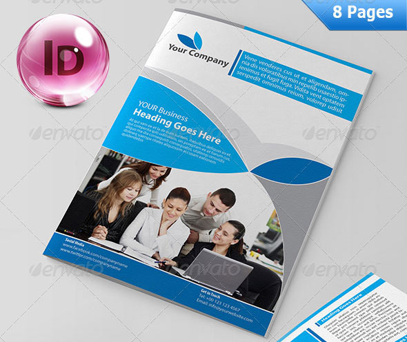 10 Best InDesign Newsletter Templates Design Freebies – Company Newsletter Template Free