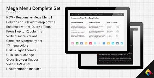 responsive-mega-menu-complete-set