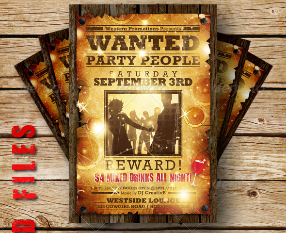 wanted-flyer-template