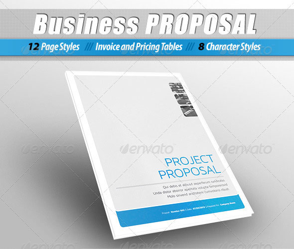 16 best proposal templates – design freebies, Presentation templates