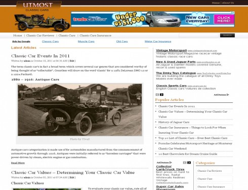 classiccars-free-wordpress-themes