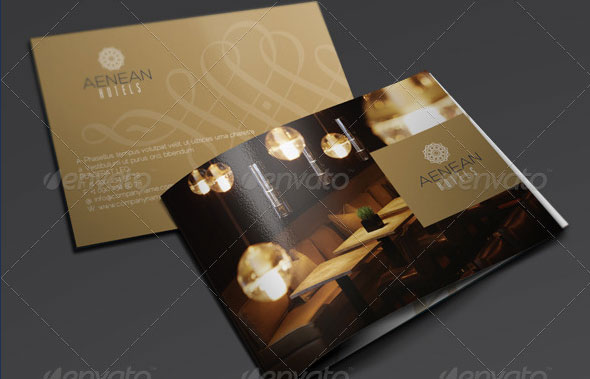 Beautiful Spa Brochure Templates  Design Freebies
