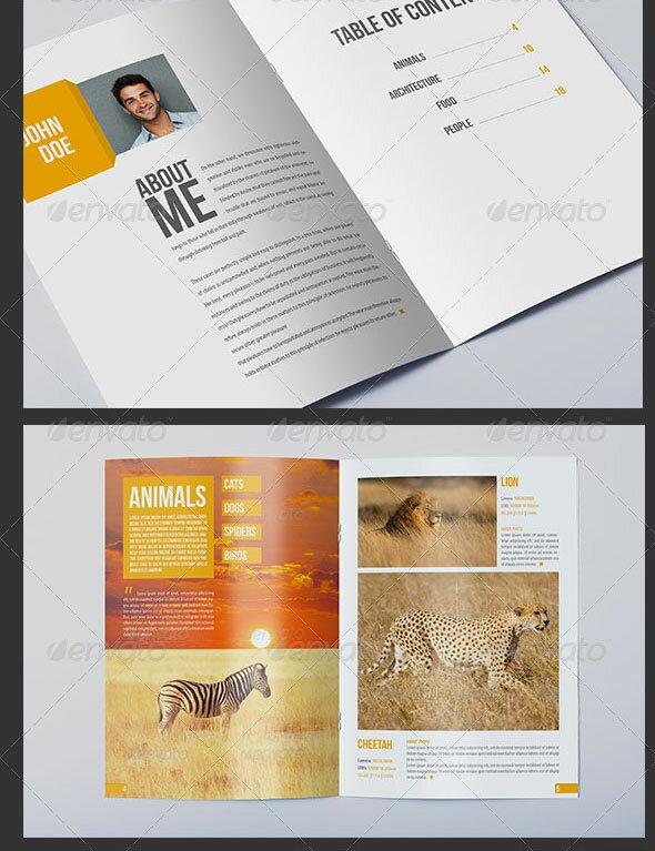 15 best photo album templates  psd  indesign   u2013 design