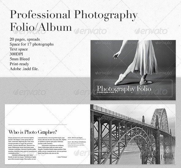 professional-portfolio-album