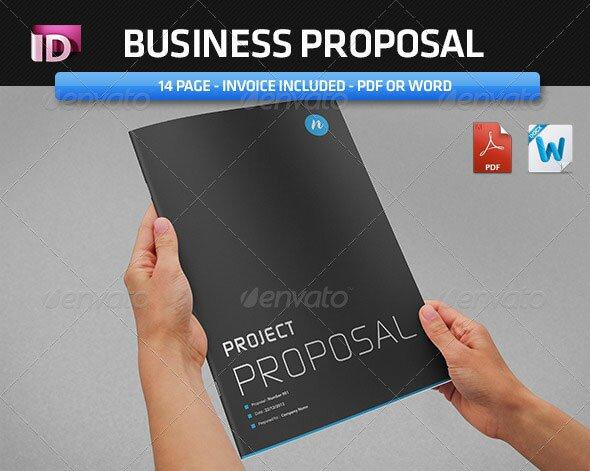 47 best proposal templates design freebies proposal template vol 1 fbccfo Gallery