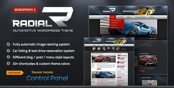 radial-premium-automotive-tech-wordpress-theme