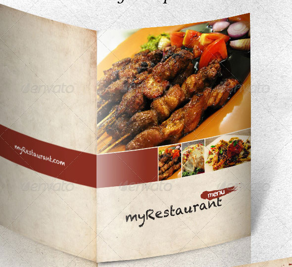 23 Creative Restaurant Menu Templates (Psd & Indesign) – Design