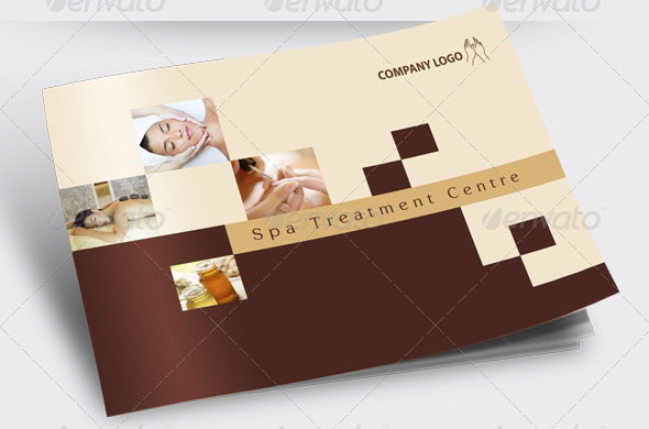 17 Beautiful Spa Brochure Templates Design Freebies – Sample Spa Menu Template