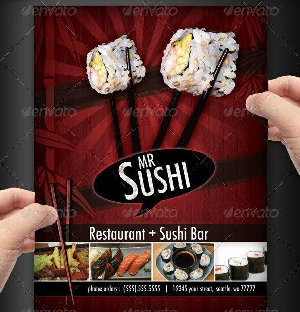 23 creative restaurant menu templates  psd  u0026 indesign