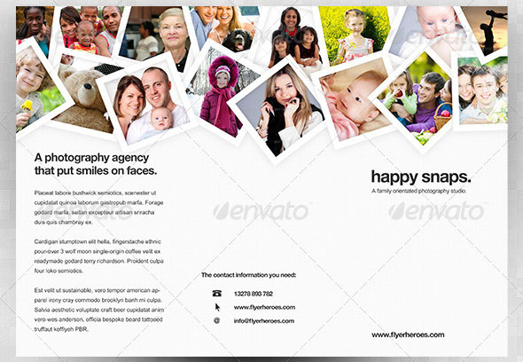 Permalink to cool brochure templates